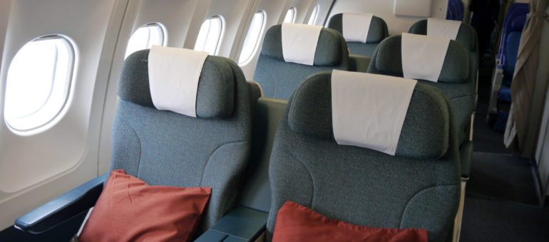 Cathay Pacific Regional Business Class