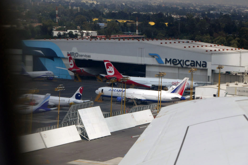 Mexico City AIrport