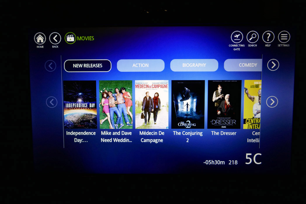 TAP Portugal IFE System