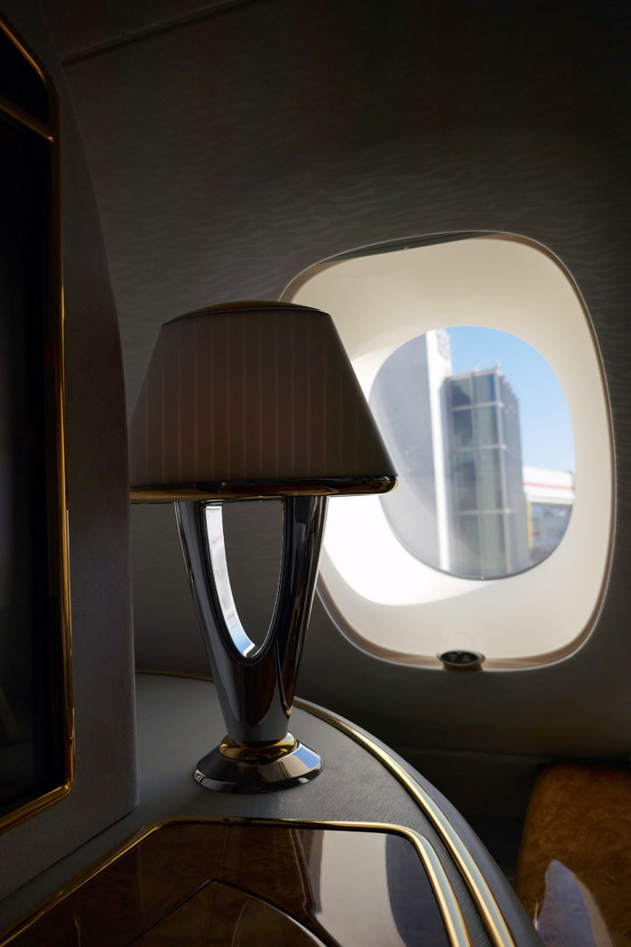 Emirates First Class Table Lamp